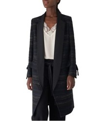 Gabby basket jacquard coat medium 8652552