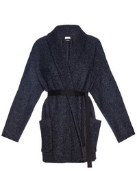 Etoile Isabel Marant Isabel Marant Toile Dajo Cowens Belted Coat