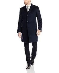 Kenneth Cole Reaction Raburn Wool Top Coat