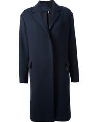 Lanvin Boxy Overcoat