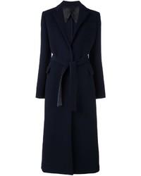 MSGM Belted Long Coat