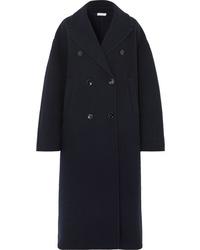 Jil Sander Oversized Wool And Cashmere Blend Coat
