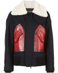 Dsquared2 Panelled Coat