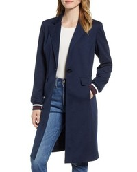 Halogen Rib Trim Ponte Jacket