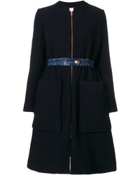 See by Chloe See By Chlo Zipped Collarless Coat