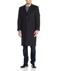 Hart Schaffner Marx Spencer Cashmere Blend Top Coat
