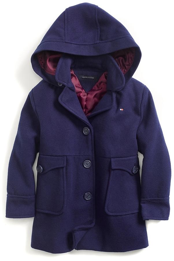 tommy hilfiger final sale fashion coat where to buy. Black Bedroom Furniture Sets. Home Design Ideas