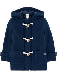 Wool Duffle Coat