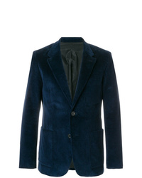 AMI Alexandre Mattiussi Half Lined Two Buttons Jacket