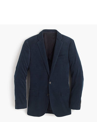 J.Crew Ludlow Suit Jacket In Italian Cotton Corduroy