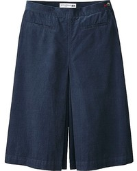 Uniqlo Idlf Corduroy Culottes Pants