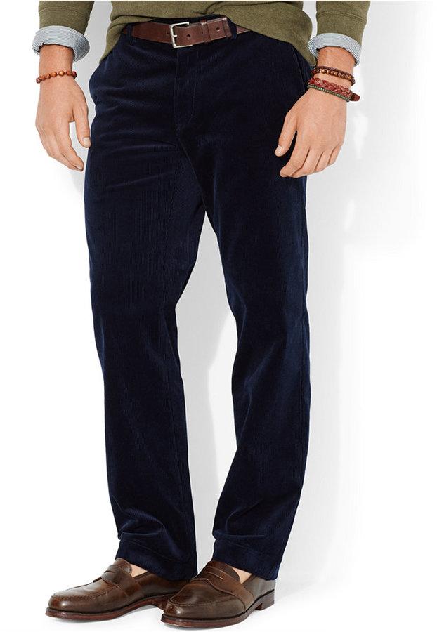 Polo Ralph Lauren Classic Fit Newport Corduroy Pants | Where to ...