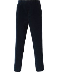 MSGM Side Strip Corduroy Trousers