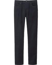 Uniqlo Heattech Slim Fit Corduroy Jeans