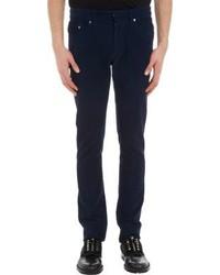 Balenciaga Square Print Corduroy Jeans