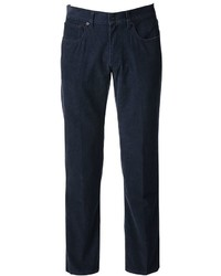 croft & barrow Straight Fit 5 Pocket Flat Front Corduroy Pants