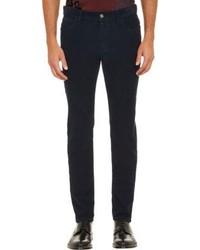 Dolce & Gabbana Stretch Corduroy Jean Style Trousers
