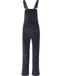 M.i.h Jeans Korine Cotton Blend Corduroy Overalls