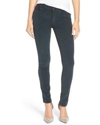 Navy Corduroy Skinny Jeans