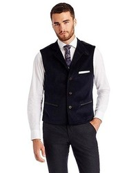 Hugo Boss Ignaz Regular Fit Cotton Vest
