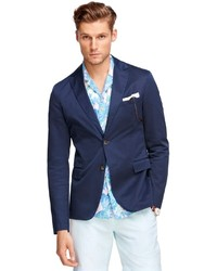 Brooks Brothers Cotton Twill Sport Coat
