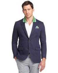 Brooks Brothers Fitzgerald Fit Cotton Linen Sport Coat