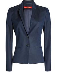 Cotton blend blazer medium 960559