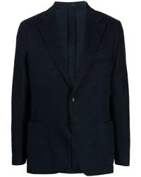 Lardini Cotton Linen Blend Blazer