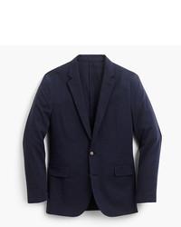 J.Crew Ludlow Slim Fit Unstructured Suit Jacket In Stretch Cotton