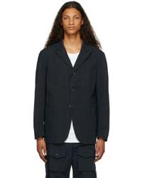 Engineered Garments Navy Bedford Jacket