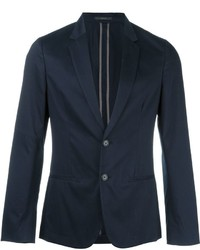 Paul Smith London Fitted Single Breasted Two Button Blazer