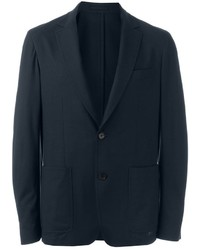 Salvatore Ferragamo Two Button Blazer
