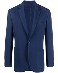 Brunello Cucinelli Textured Cotton Blazer