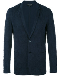 Emporio Armani Welt Pockets Blazer