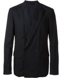 Double breasted blazer medium 699446