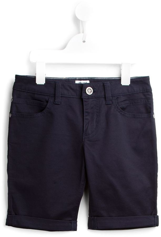 Armani Junior Chino Shorts