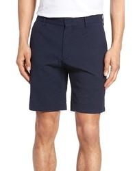 Zachary Prell Costa Cotton Blend Shorts