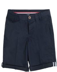 HUGO BOSS Cotton Twill Shorts