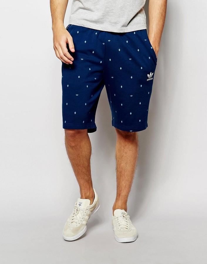 adidas shorts asos
