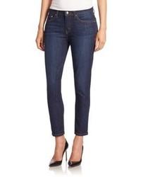 Derek Lam 10 Crosby Denim Devi Skinny Ankle Jeans