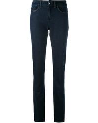 Folded hem skinny jeans medium 3769014