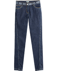 Kenzo Super Stretch Denim Skinny Jeans