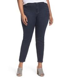 Plus size organic cotton blend skinny jeans medium 4913490