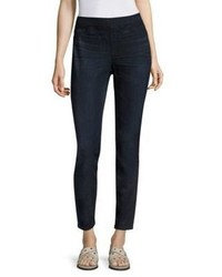 Eileen Fisher Solid Cotton Jeggings