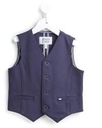 Armani Junior Casual Waistcoat