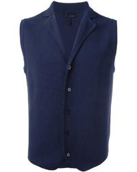 Lardini Button Up Waistcoat
