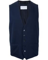 ESTNATION Buttoned Waistcoat
