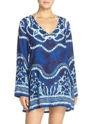 LaBlanca La Blanca Moody Blues Tie Dye Cover Up Tunic