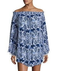 Lilly Pulitzer Nita Off The Shoulder Coverup