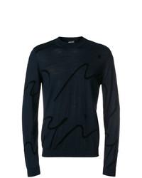 Giorgio Armani Abstract Design Sweater